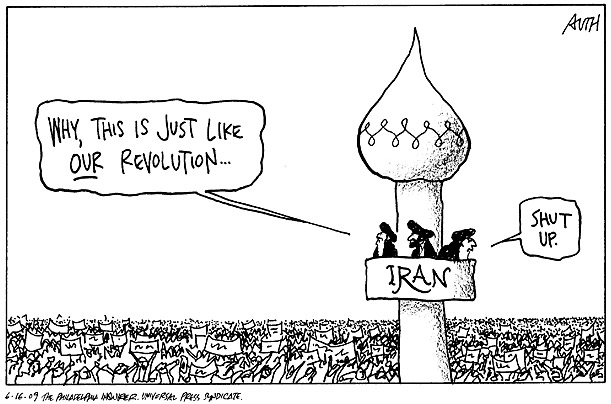 Iran Observations